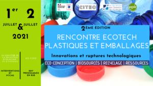 Read more about the article 2° rencontre ECOTECH PLASTIQUE ET EMBALLAGE